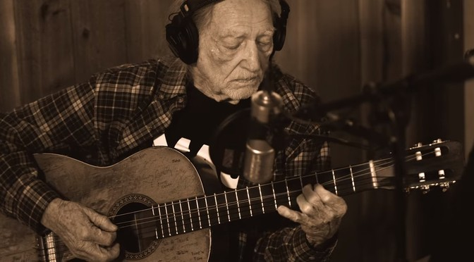 New Willie Nelson video: Last Man Standing