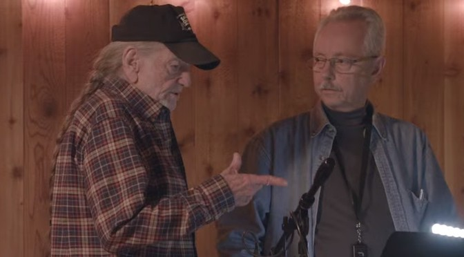 New Willie Nelson video: Me and You
