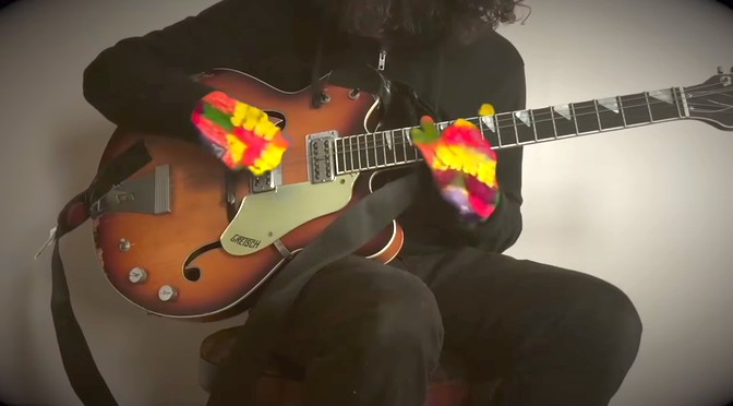 New Lou Barlow video: Love Intervene