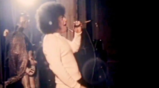 Long Lost MC5 Footage: Tonight (Live in 1972)