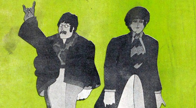 50 Years Ago in Rolling Stone: Issue 9