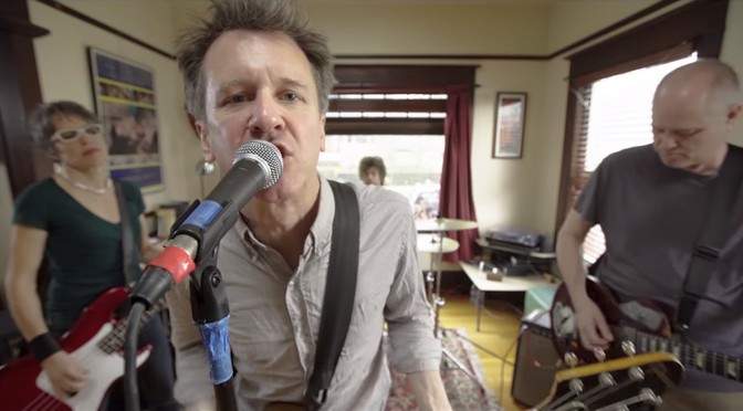 New Superchunk video: Erasure