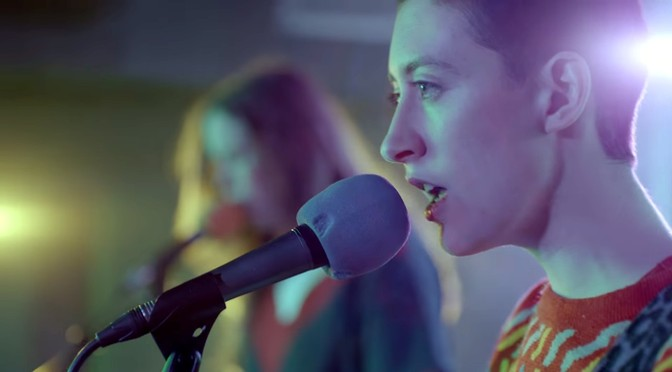 New Frankie Cosmos video: Apathy