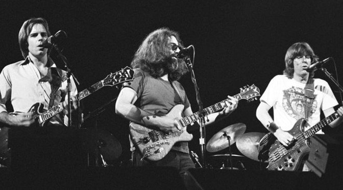 Iowa Jam: The Grateful Dead at the UNI-Dome 2/5/1978