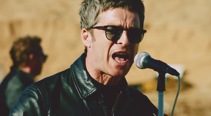 New Noel Gallagher video: If Love Is The Law