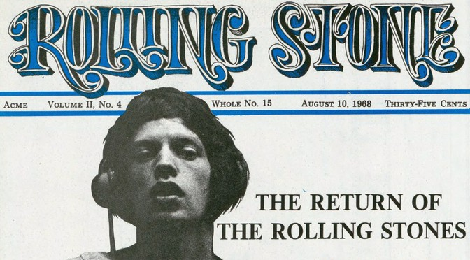 50 Years Ago in Rolling Stone: Issue 15