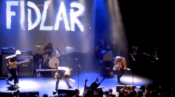 New FIDLAR video: Are You High?