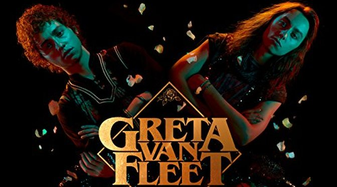 New Greta Van Fleet video: When the Curtain Falls