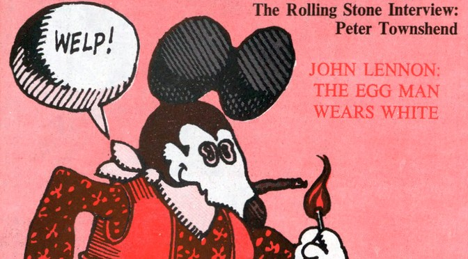 50 Years Ago in Rolling Stone: Issue 17