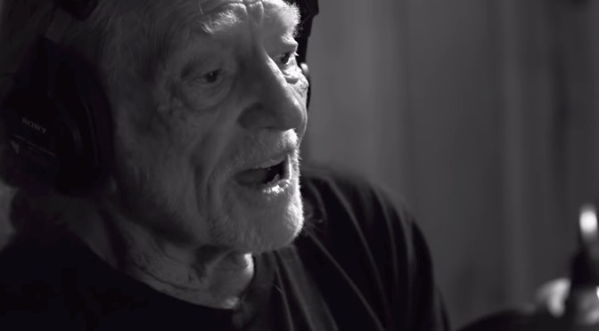 New Willie Nelson video: One for My Baby