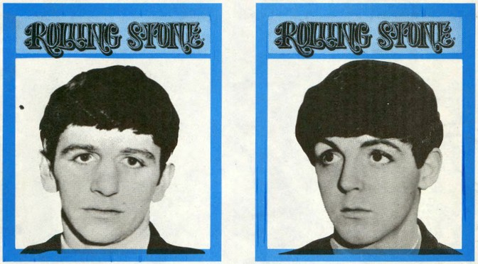 50 Years Ago in Rolling Stone: Issue 20