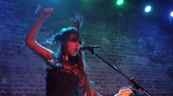New Le Butcherettes video: Father/Elohim