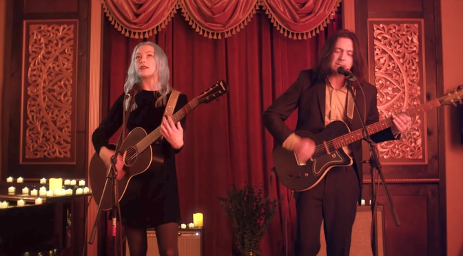 New Better Oblivion Community Center video: Dylan Thomas