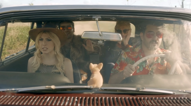 New Charly Bliss video: Capacity