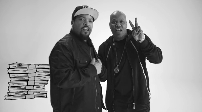 New Ice Cube video: Ain't Got No Haters