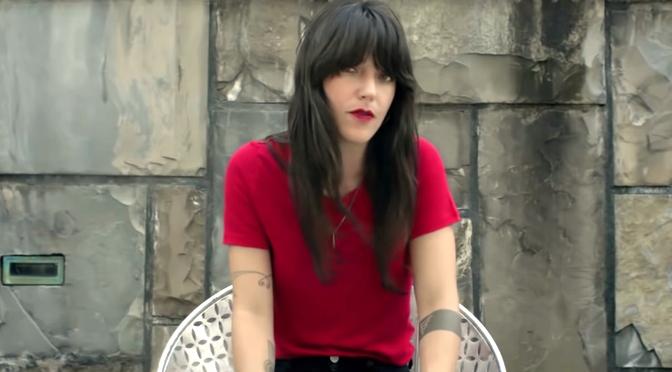 New Sharon Van Etten video: No One's Easy To Love
