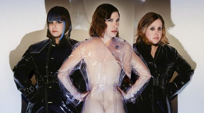 New Sleater-Kinney video: Hurry On Home