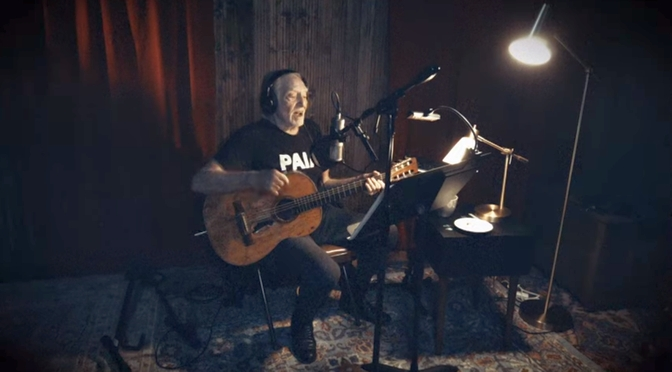 New Willie Nelson video: Come On Time