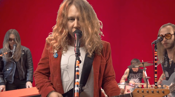 New Ben Kweller video: Carelesss
