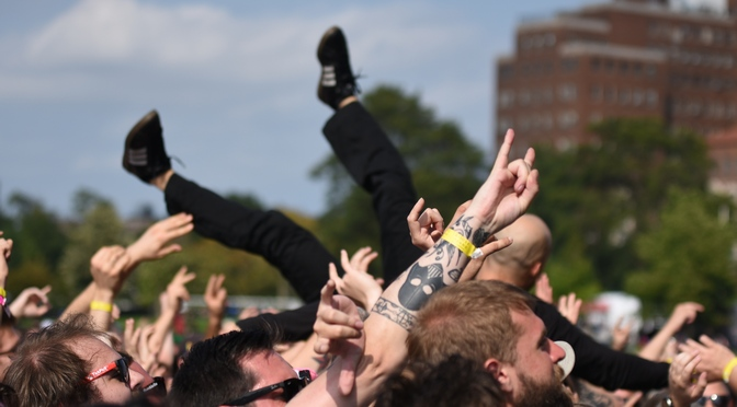 Riot Fest 2019: Do You Realize??