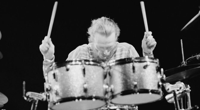 Atonal Apples, Amplified Heat: Ginger Baker, RIP
