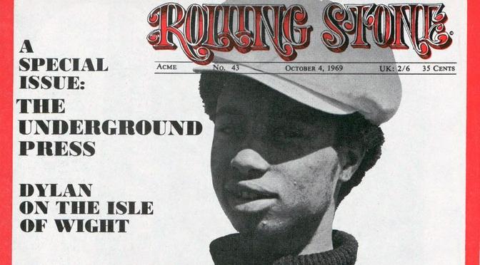 50 Years Ago in Rolling Stone: Issue 43
