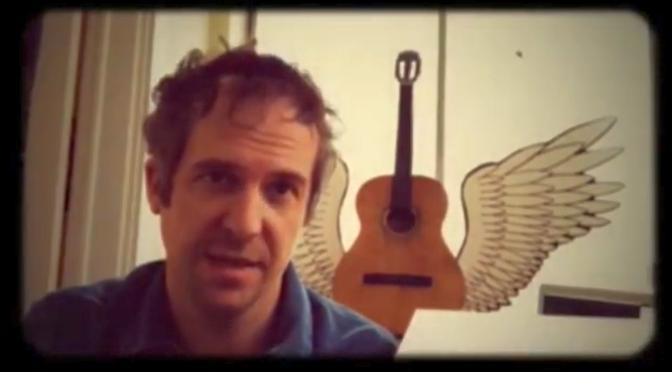 New Hallelujah The Hills video: Folk Music Is Insane