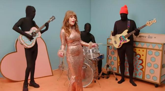 New Jenny Lewis video: Rabbit Hole