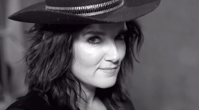New Brandy Clark video: Who You Thought I Was