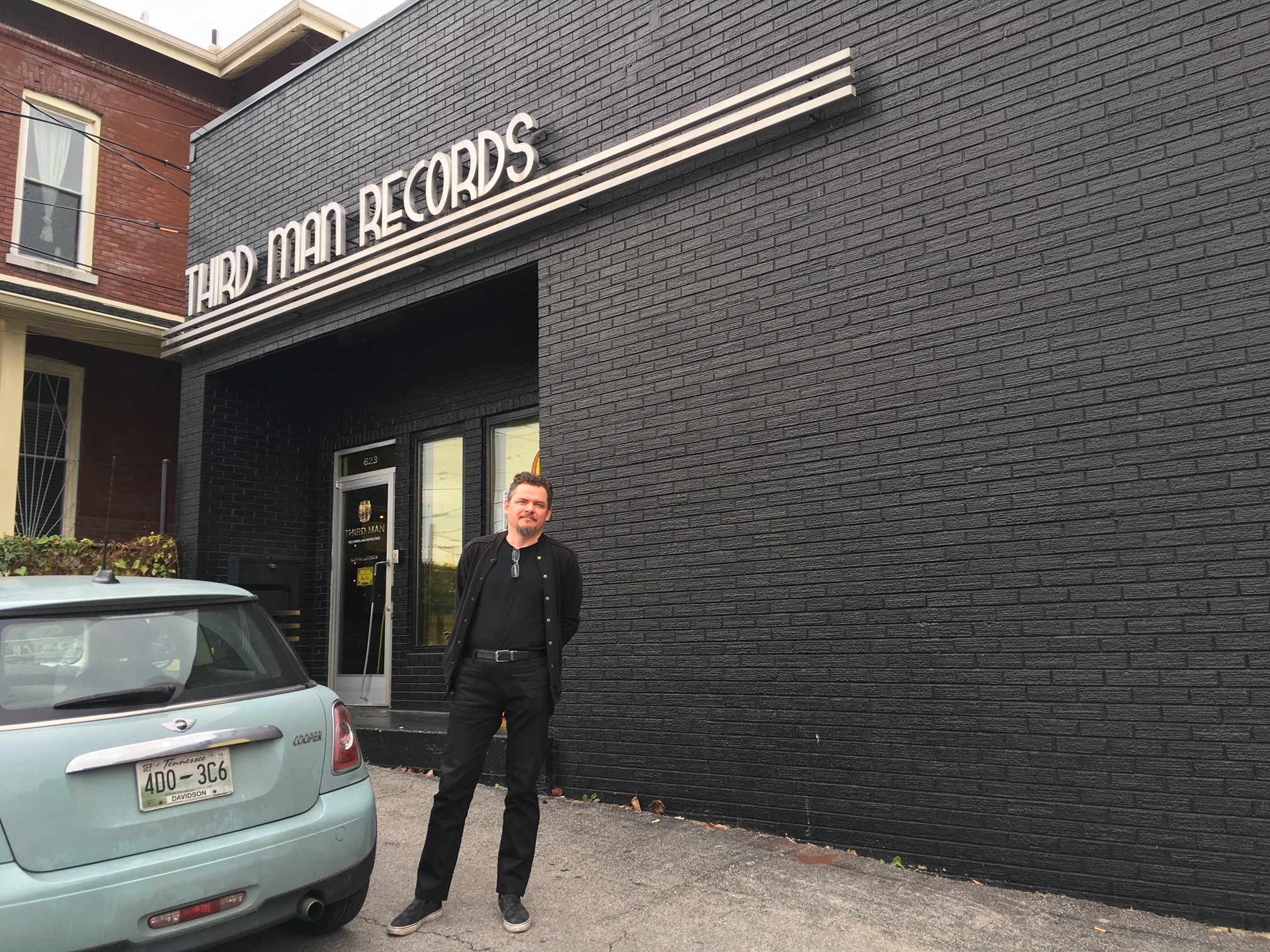 Josh Rogers at Third Man