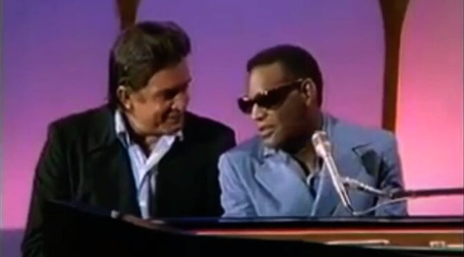 50 Years Ago on the Johnny Cash Show: Ray Charles, Arlo Guthrie, and Liza Minnelli