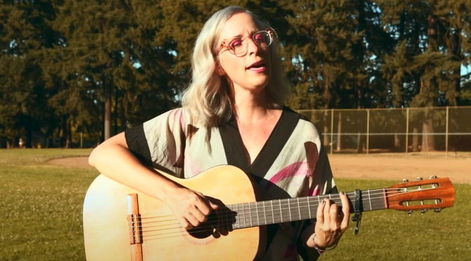 New Laura Veirs: Another Space and Time
