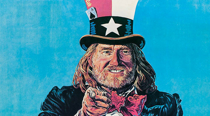 New Willie Nelson video: Vote 'Em Out