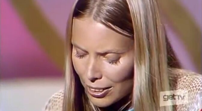 50 Years Ago on the Johnny Cash Show: Joni Mitchell and Joe South