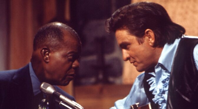 50 Years Ago on the Johnny Cash Show: Louis Armstrong, Kenny Rogers