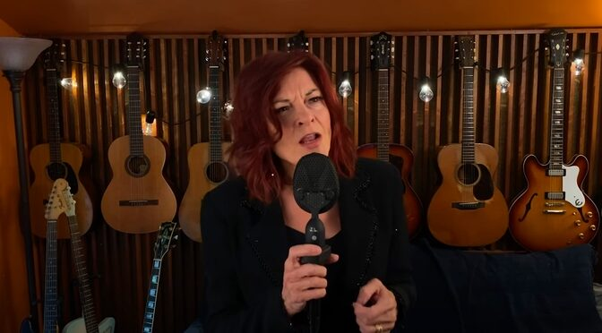 New Rosanne Cash: Crawl into the Promised Land