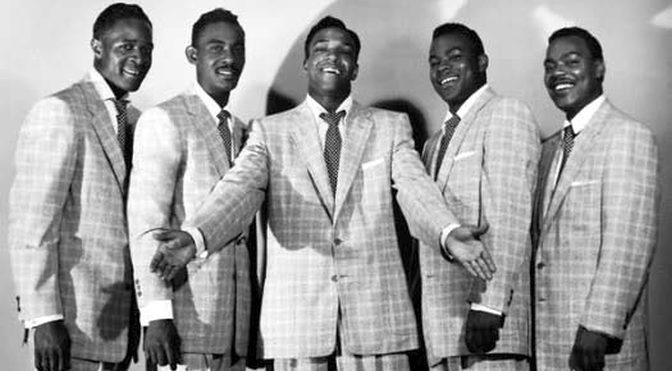 Listening to The Drifters in the Age of COVID