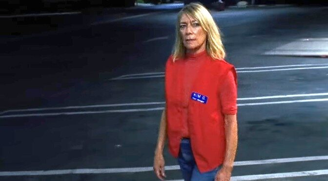 New Kim Gordon video: Hungry Baby