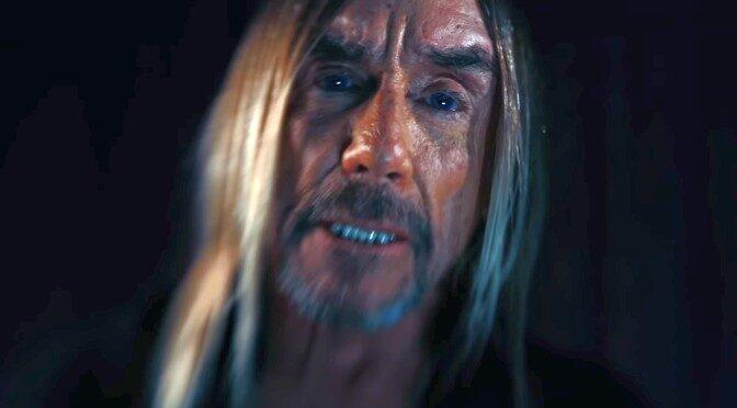New Iggy Pop video: Do Not Go Gentle Into That Good Night