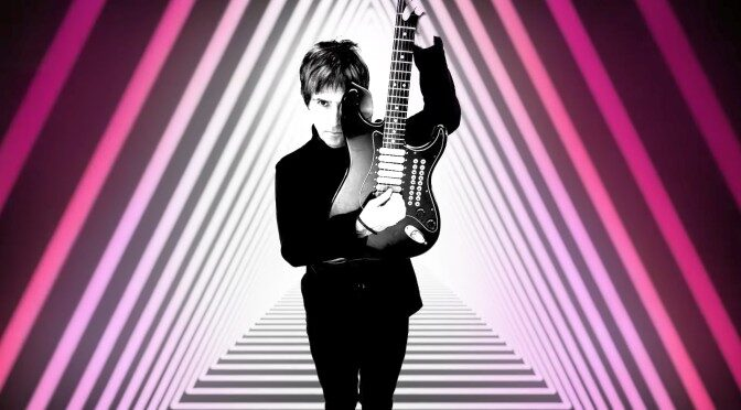 New Johnny Marr: Spirit Power and Soul