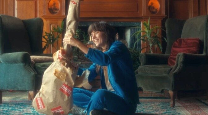 New Courtney Barnett video: Write A List Of Things To Look Forward To